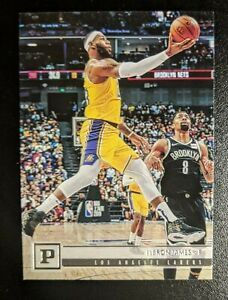 3-LEBRON-JAMES-2019-20-Panini-Chronicles-Los-Angeles-Lakers-86-Lot-of-3