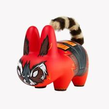 "ROCKET RACCOON LABBIT 7"" VINYL TOY FIGURE GUARDIANS GALAXY KIDROBOT MARVEL"