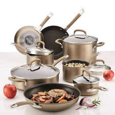 NEW Circulon Premier Professional Hard Anodized Nonstick 13-Piece Cookware Set