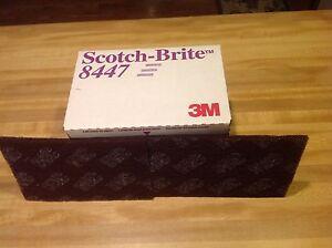 "3M 8447 Scotch-Brite 6"" X 9"" Hand Pad - Other Products - Amazon.com"
