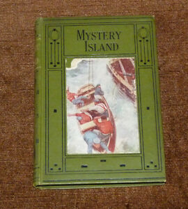 MYSTERY ISLAND Fred Wishaw A Tale of the Pacific - <span itemprop=availableAtOrFrom>Lancaster, United Kingdom</span> - MYSTERY ISLAND Fred Wishaw A Tale of the Pacific - Lancaster, United Kingdom