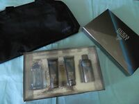 Guess Night Set, Edt After Shave Balm Shower Gel Deodorant Duffle Bag
