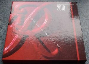 Royal-Mail-Special-Stamps-Year-Book-27-for-2010-Complete-with-all-Stamps