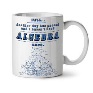 Math Sarcastic Geek NEW White Tea Coffee Mug 11 oz   Wellcoda