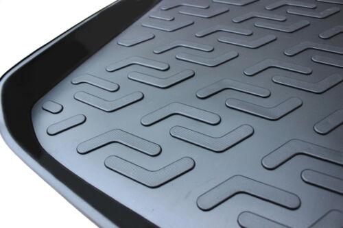PREMIUM Antirutsch Gummi-Kofferraumwanne für RENAULT Talisman Kombi ab 2015