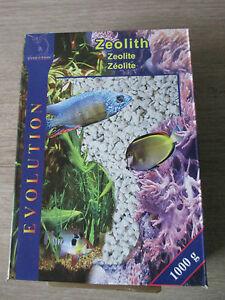 Zeolith 3-5mm im Netzbeutel 1 Kg-Packung -Gp-4,59€ Pro 1 Kg