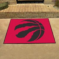 Toronto Raptors 34 X 43 All Star Area Rug Floor Mat