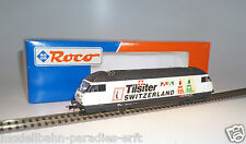 Roco H0 43656, E-Lok der SBB Re 460 'Tilsiter Switzerland' digital - OVP (W948)