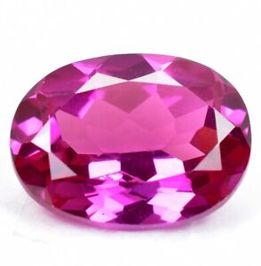 AAA+ 19.20 Ct Natural Pink Pyrope Garnet Oval Stunning AGSL Certified Gemstone