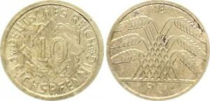Weimar-10-Pfennig-J-317-1934-E-Ss-27100
