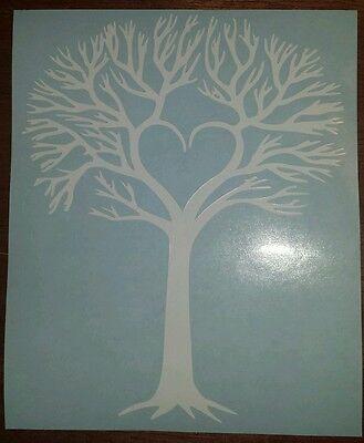 Vinyl Decal Sticker. Family.Tree.Love.Car Truck Window Laptop