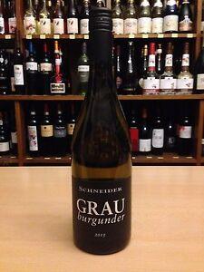 6 X Pinot Vin Blanc Markus Schneider Eller Ville Palatinat Sec Bourgogne-afficher Le Titre D'origine