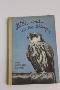 Bill-und-die-Rote-Schlange-von-Nikolaus-Reitter