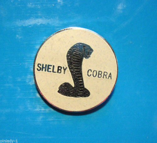 hat pin hatpin GIFT BOXED lapel pin SHELBY COBRA  snake tie tac
