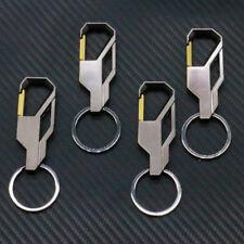 4x Fashion Alloy Metal Keyfob Car Keyring Keychain Key Chain Ring Accessory Gift Fits Kia Soul