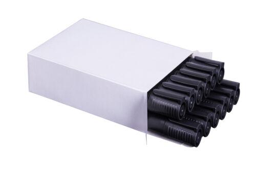 12 iVendor Whiteboard Marker Stifte Flipchart Boardmarker 4 Farben Rundspitze