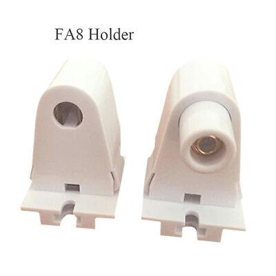20x T8 Fluorescent /& LED Tube Lamp Holder Socket Fittings 58cm Cables G13 Base