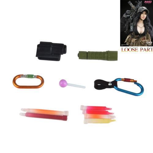 DAMTOYS DCG003 1//6 SCALA Combat Ragazza Pisces NANA TORCIA ELETTRICA LUCE STICK Lollipop