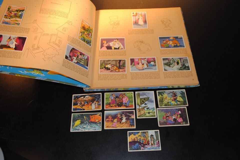 Samlekort, Rich's Disney