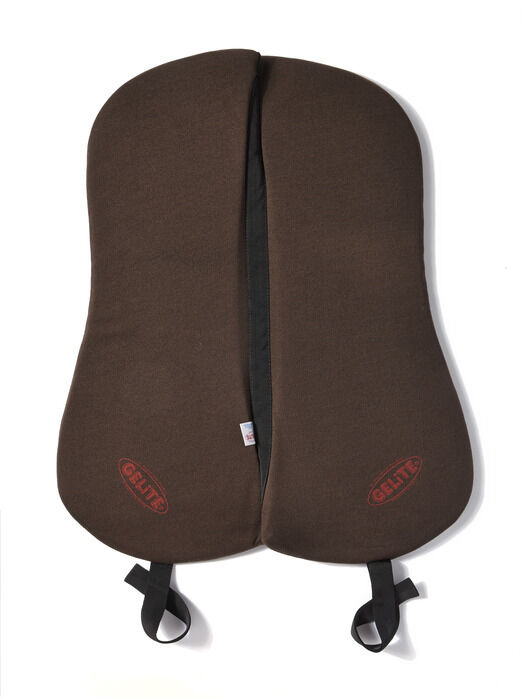 Gelite Riser Pad Brown  Gel Foam Half Pad  sale outlet