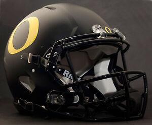 OREGON DUCKS NCAA Riddell SPEED Full Size Authentic Football Helmet