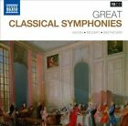Great Classical Symphonies (CD, Mar-2012, 10 Discs, Naxos (Distributor))