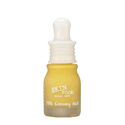 SKINFOOD Milk Creamy Nail #OR004 -Korea Cosmetics