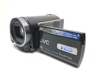 Cargador para JVC Everio GZ-MS100 GZ-MS100U GZ-MS120AU GZ-MS120RU Videocámara