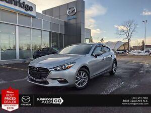 2018 Mazda 3 Sport GS Sport