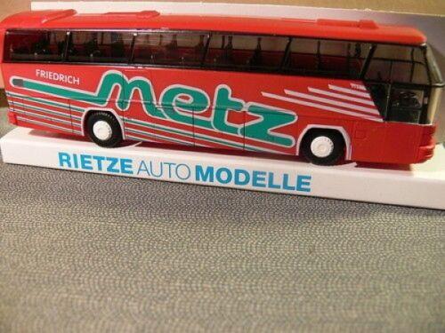 1//87 Rietze Neoplan Cityliner Friedrich Metz Grettstadt SONDERPREIS 9,99 €