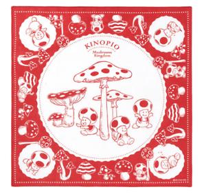 NEW-My-Nintendo-Toad-Kinopio-Bandana-Super-Mario-Japan-Import