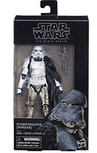"Star Wars Hasbro Black Series 6/"" Stormtrooper Mimban Action Figure Fast Ship new"