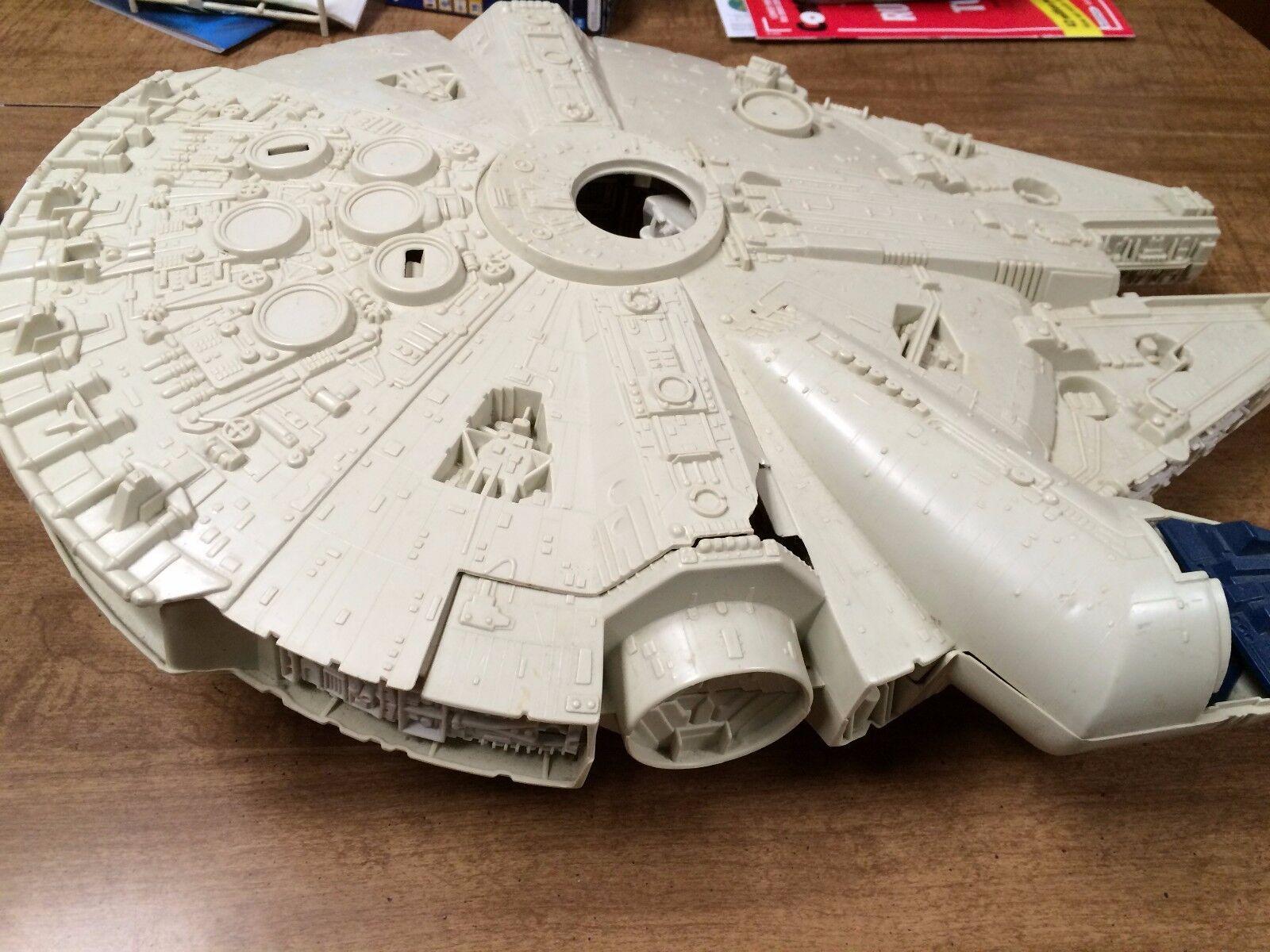 1979 Kenner Millennium Falcon estrella guerras giocattolo spazioship – PartsRestore