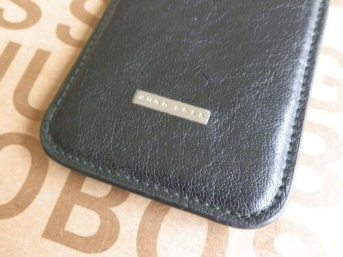 Hugo BOSS Tuta in pelle Linea Sottile Tasca carta di credito tasca monete Note Portafoglio
