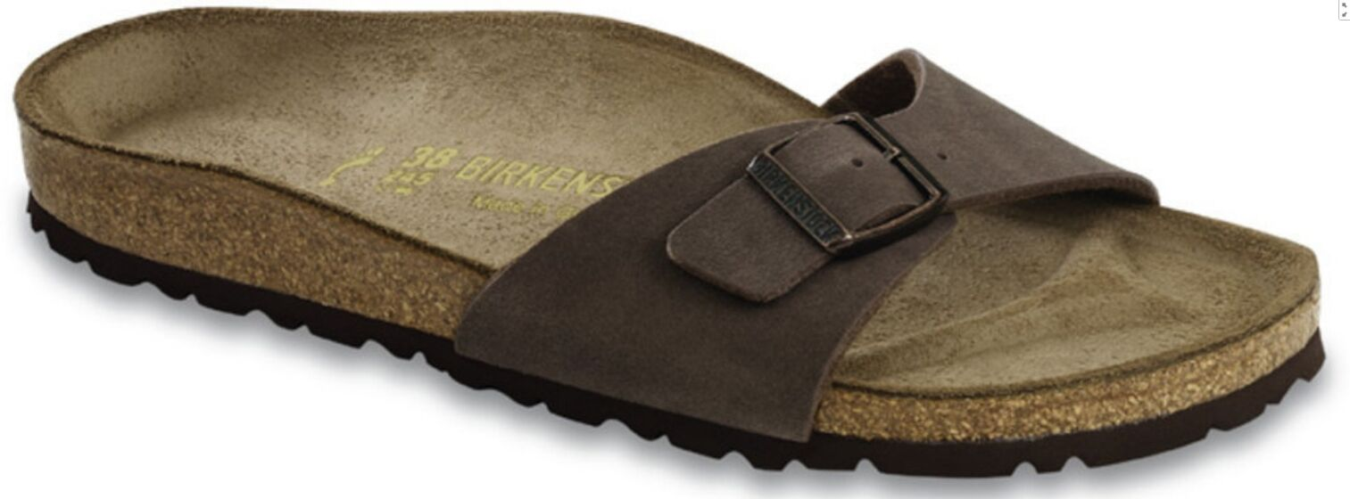 NEW Ugg Australia Men's Scuff Slippers Size 9 Chestnut Suede Sheepskin 5776 NIB