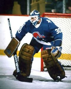 Clint Malarchuk Quebec Nordiques 8x10 Photo Ebay