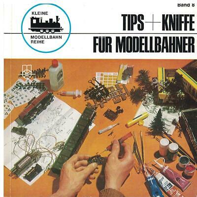 Alba Piccole Ferrovie Modello Serie Volume 8: Tips + Strategemmi, 1. Edizione-e Band 8: Tips + Kniffe, 1. Auflage It-it Mostra Il Titolo Originale Styling Aggiornato