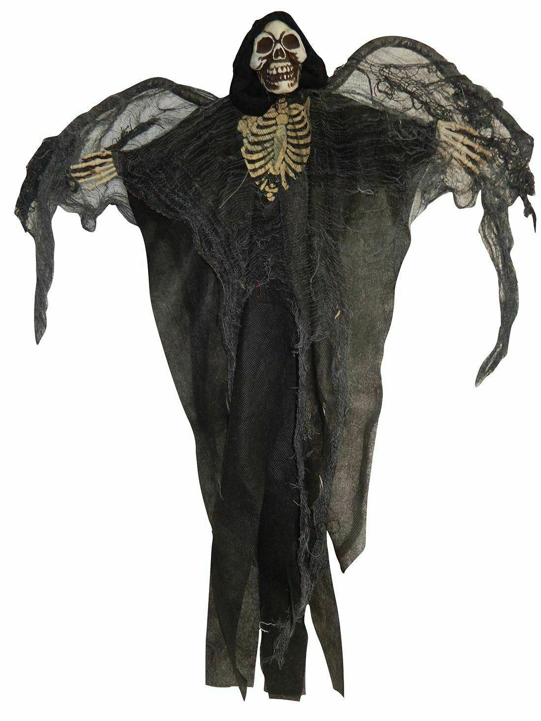 Adults Halloween Flying Reaper 60cm Unisex Fancy Party Wear Decoration Accessory