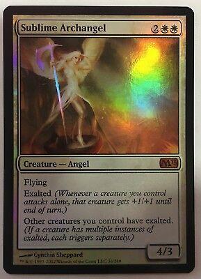 Ultimate Masters MTG Sublime Archangel