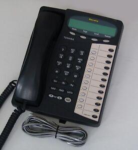 Toshiba Strata DKT3512F-SD Phone Telephone - With Warranty & VAT - Free UK P&P