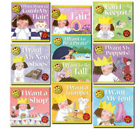 New Little Princess Collection Tony Ross 10 Children Books Set As Seen On TV
