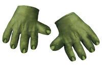 The Avengers Hulk Child Soft Hands Marvel Comics - Brand 43723