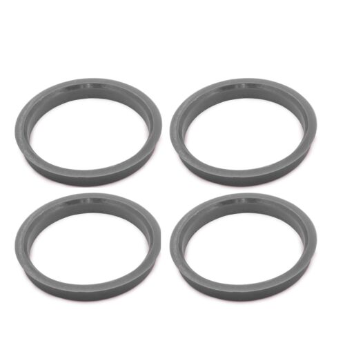 4 Hub Centric Rings 74mm to 66.1mmHubcentric Ring 66.1 Fits Nissan Infiniti