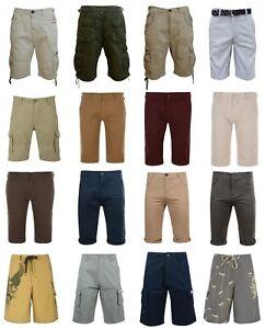 Mens-Shorts-Designer-Combat-Style-Holiday-Half-Pants-Summer-Chino-Casual-Shorts