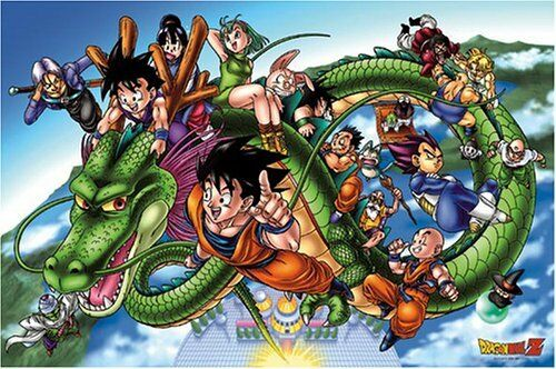 1000 pieces TV Anime Dragon Ball Dragon adventure 50 x 75 cm Jigsaw Puzzle