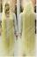 thumbnail 1 - nwe wig cosplay wig150 cm center part bang long Pale gold hair