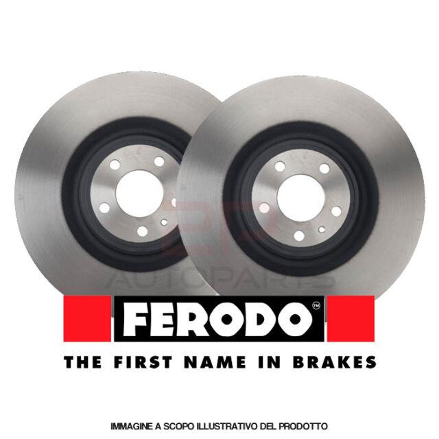DDF1560 DISCHI FRENO POSTERIORI FERODO CITROEN C3 PICASSO DAL 2009 >