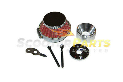 Performance Air Filter Part For VIZA KEYANG KY171 33CC MOSQUITO STAND UP SCOOTER