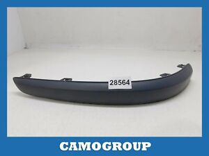 Trim Left Rear Bumper Rear Left Bumper Moulding OPEL Astra H