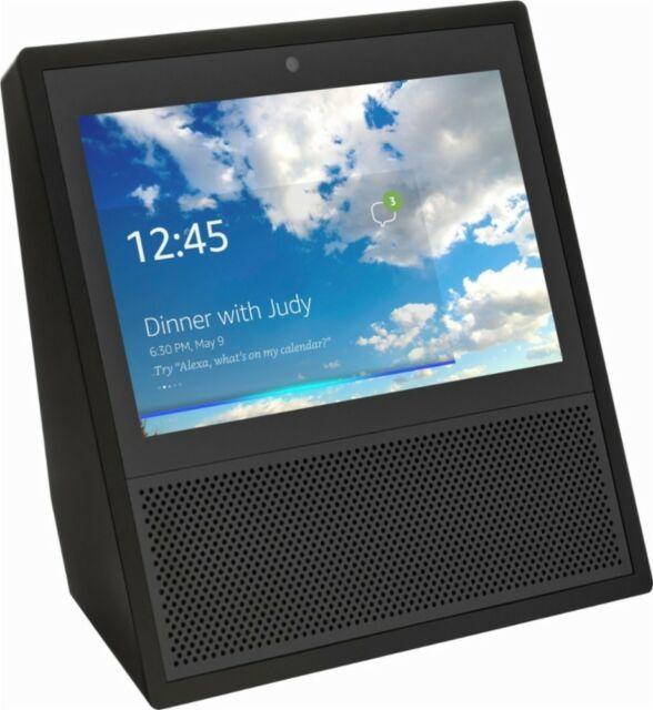 Amazon Echo Show Alexa Black BRAND NEW - IN STOCK